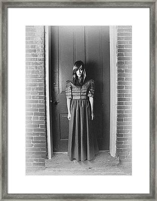 Ghostly Framed Print by Brian Mollenkopf