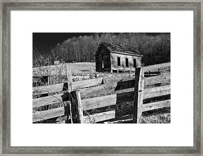 Ghosts 6  Framed Print by Daniel Stober