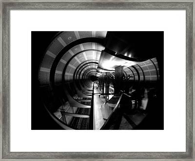 Ghost's Number 7 Framed Print