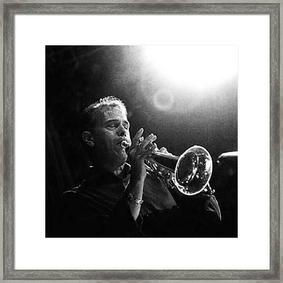 #gifgof #music #jazz #igers #ig Framed Print
