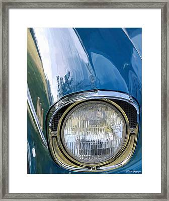 Gig's 57 Framed Print by Christopher A Newman