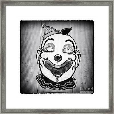 Gil Framed Print by John Rizzuto