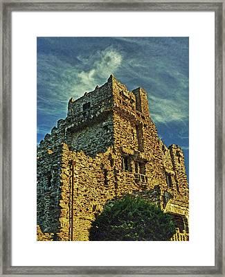 Gillette Castle Framed Print by William Fields