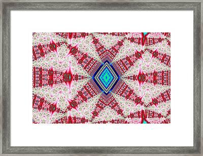 Gimcrack Framed Print by Mark Eggleston