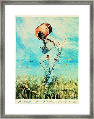 Giovanni Borelli Underwater Framed Print by Science Source