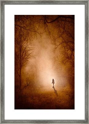 Girl Framed Print by Svetlana Sewell