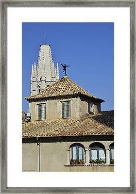 Girona 2012   7 Framed Print by Arik Baltinester