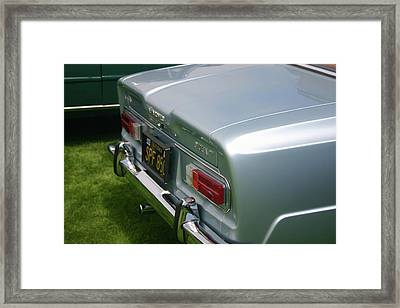 Giulia Ti Framed Print by Fred Russell