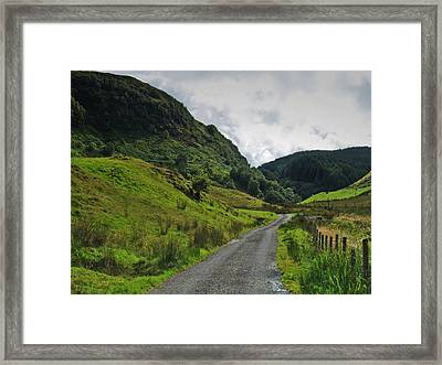 Glen Feochan Framed Print