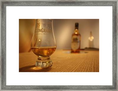 Glen Grant  Framed Print by Robert Rizzolo