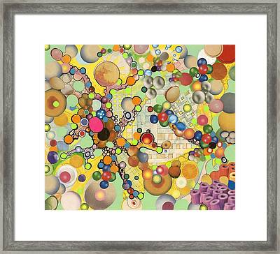 Globious Maximous Framed Print