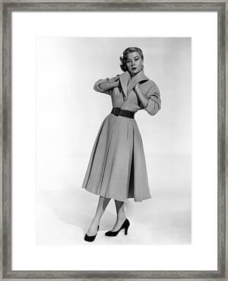 Gloria Grahame, 1952 Framed Print by Everett