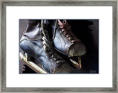 Glory Days Framed Print by Lori St Clair