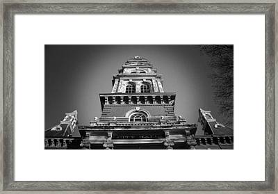 Gloucester City Hall Framed Print by Matthew Green