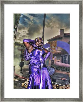 Framed Print featuring the photograph Gluttony by Joetta West