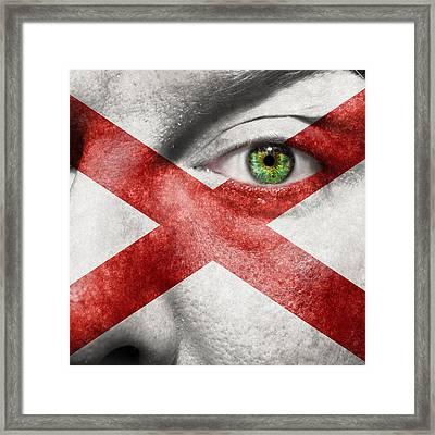 Go Alabama  Framed Print by Semmick Photo