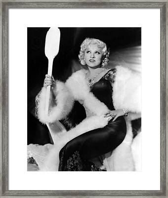 Go West, Young Man, Mae West, 1936 Framed Print