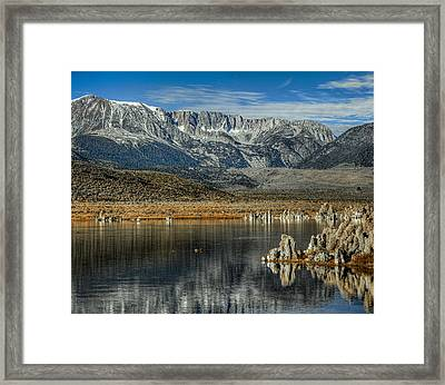 Gods Country Framed Print by Stephen Campbell
