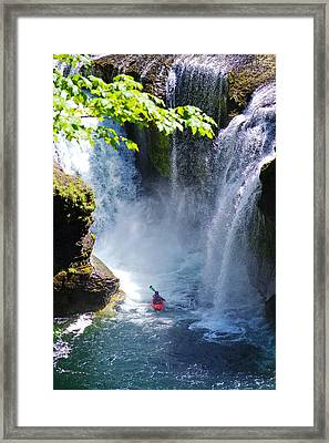 Going In   Framed Print by Ansel Price
