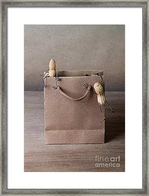 Going Shopping 02 Framed Print