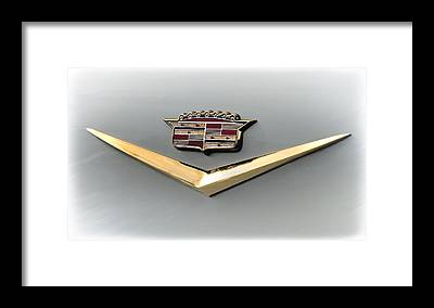Designs Similar to Gold Badge Cadillac