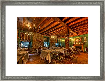 Golden Pheasant Inn Framed Print