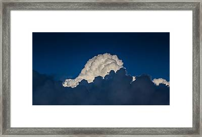 Good And Evil Framed Print by Matti Ollikainen