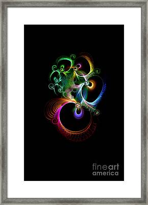 Good Luck Charm Framed Print