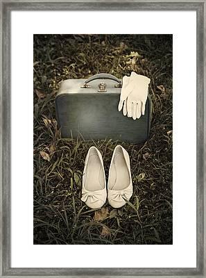 Goodbye Framed Print by Joana Kruse