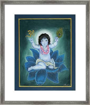 Gopala Framed Print