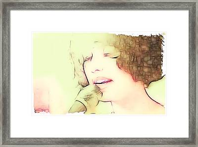 Got Soul 2 Framed Print by Tilly Williams