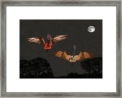 Got To Get You Into My Life Framed Print by Eric Kempson