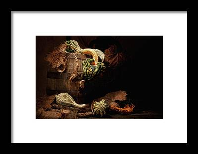 Gourds Framed Prints
