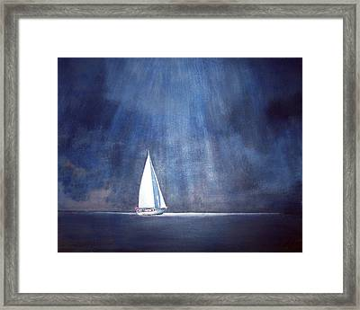 Grace Framed Print by Charlie Harris
