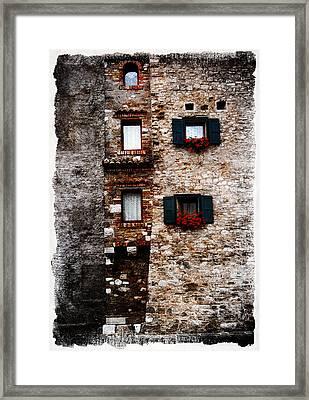 Grado 3 Framed Print by Mauro Celotti