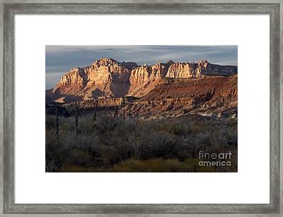 Grafton Road View Framed Print