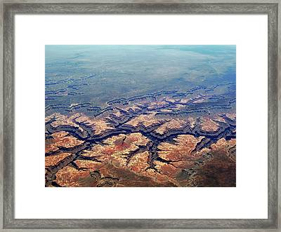 Gran Canyon Framed Print by Busà Photography