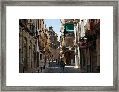 Granada Framed Print