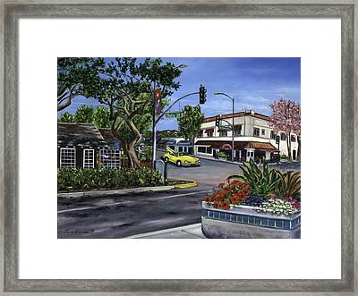 Grand And State Framed Print by Lisa Reinhardt