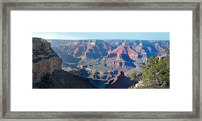 Grand Canyon - South Rim Framed Print