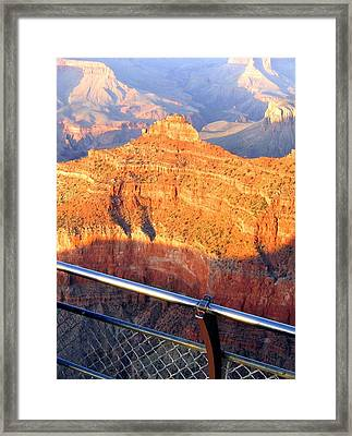 Grand Canyon 43 Framed Print by Will Borden