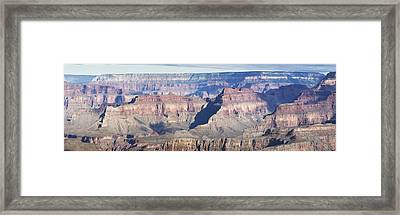 Grand Canyon At Hopi Point Page 3 Of 4 Framed Print by Gregory Scott