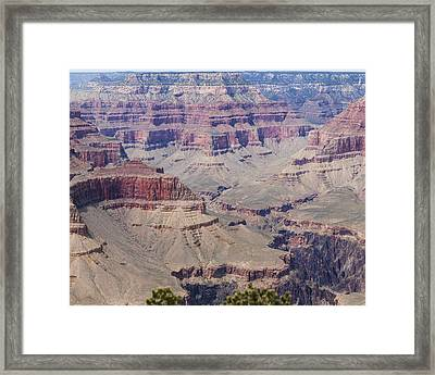 Grand Canyon Colorado River Page 7 Of 8 Framed Print