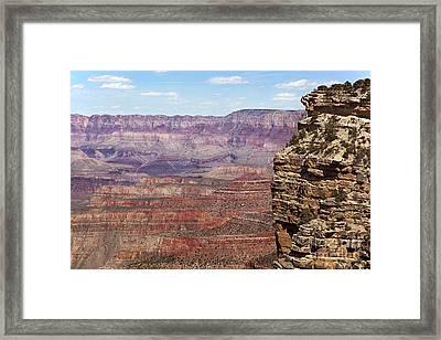 Grand Canyon Framed Print by Jane Rix