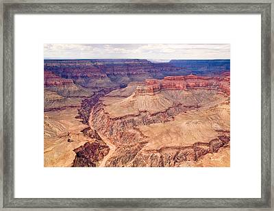 Grand Canyon Framed Print by Kantor