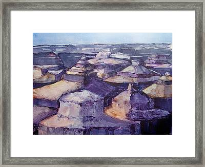 Grand Canyon Framed Print by Regina Ammerman