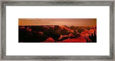 Grand Framed Print by Frank SantAgata