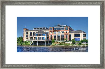 Grand Rapids Museum Framed Print by Robert Pearson