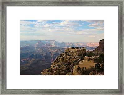 Grand Scene Framed Print by Heidi Smith