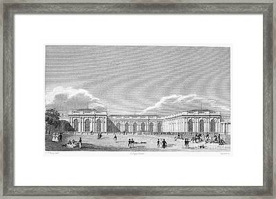 Grand Trianon, Versailles Framed Print by Granger